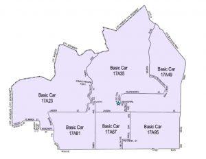 thumbnail of Dvonshire Division Basic Car map