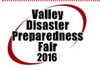 Valley Disaster Preparedness Fair Online Registration is Open
