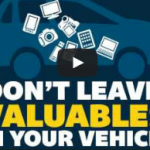 July is Vehicle Theft Prevention Month