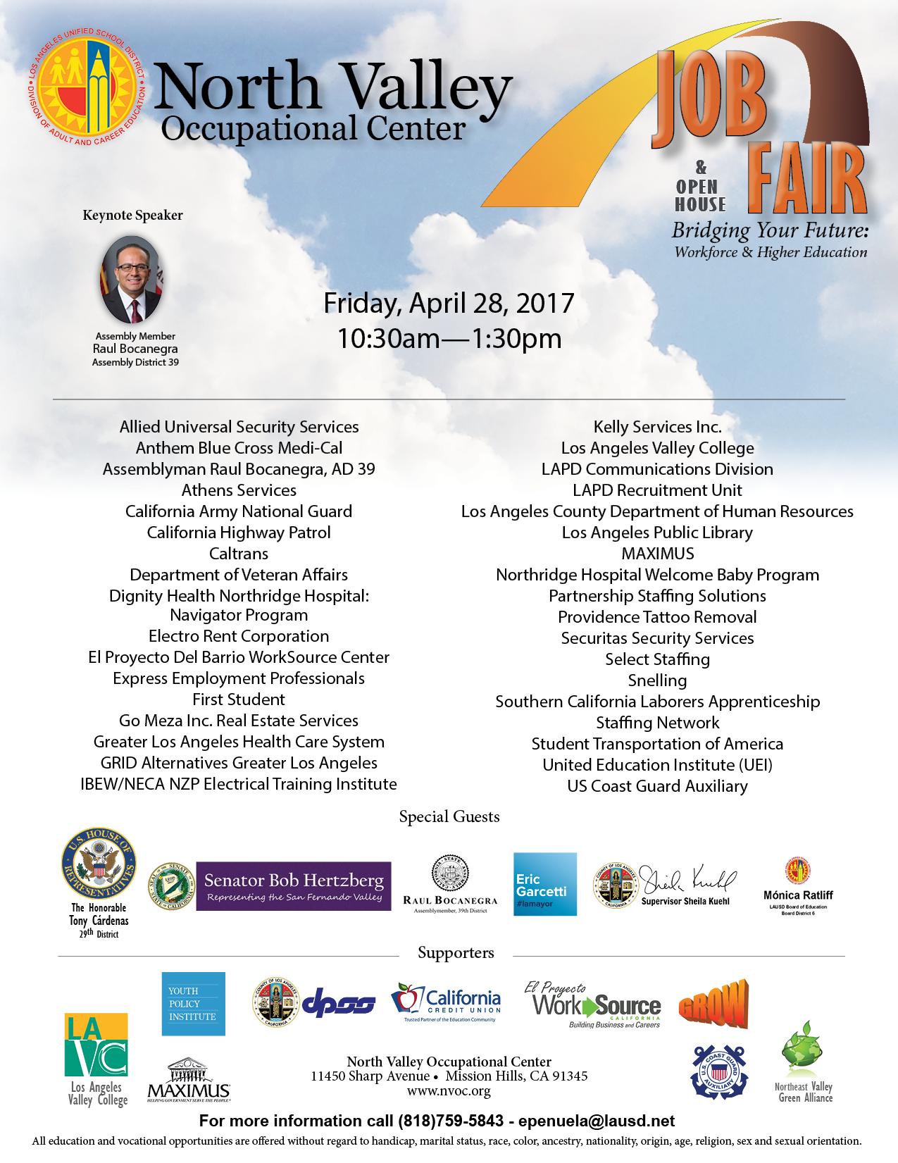 Job Fair – North Hills West Neighborhood Council