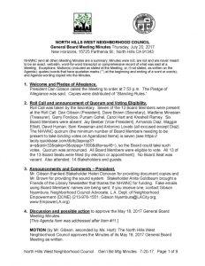 thumbnail of July 20, 2017 General Board Meeting Minutes Draft