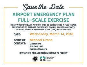 thumbnail of Burbank Airport Full-Scale Exercise