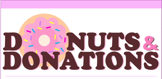 Donuts and Donations