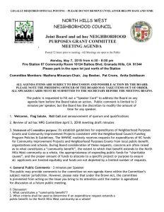 thumbnail of May 7, 2018 NPG Committee Agenda
