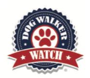 Dog Walker Neighborhood Watch