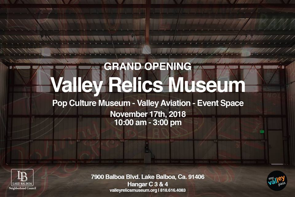 Valley Relics Invitation
