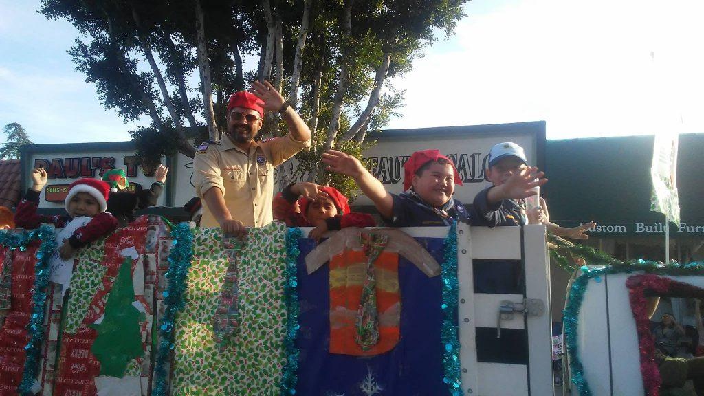Granada Hills Holiday Parade