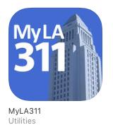 MyLA 311 logo