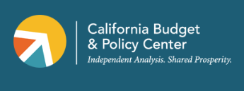 logo, California Budget & Policy Center
