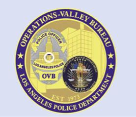 LAPD Valley Bureau