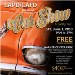 June 1st car show Woodland Hills