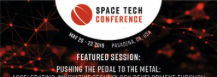 Space Tech Expo logo