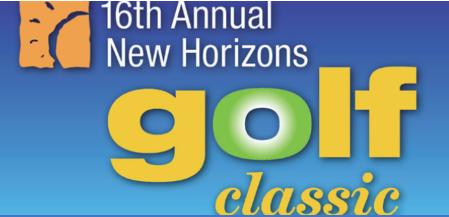 NewHorizons Golf Classic logo