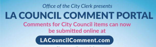 City Clerk's new online portal