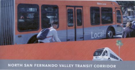 Metro bus picture