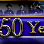 LAPD 150th year logo