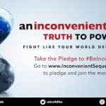 Inconvenient Truth movie flyer