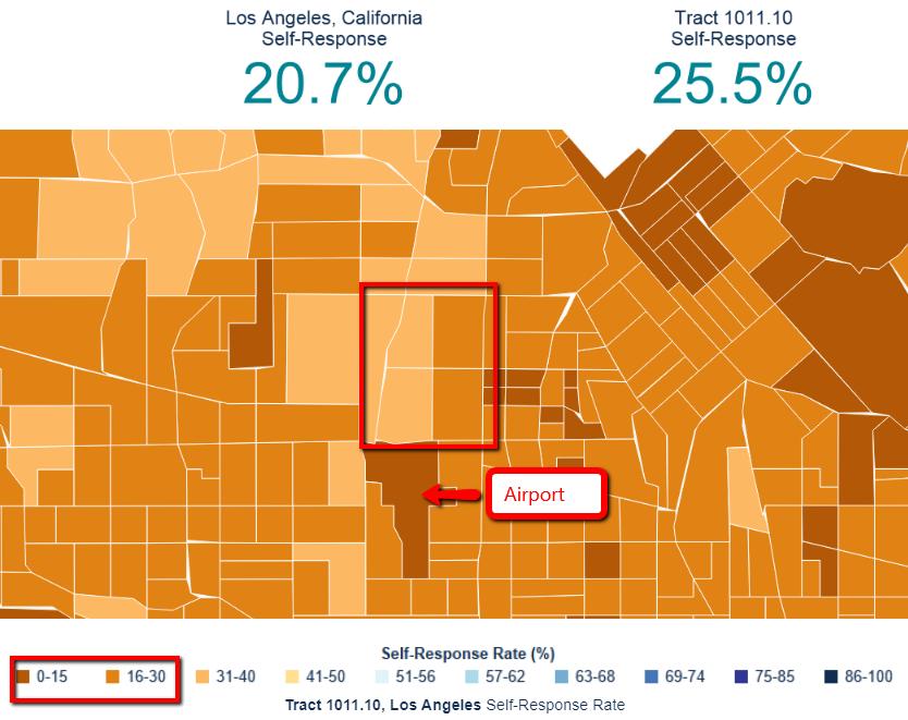 North Hills Census