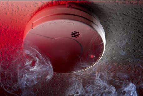 smoke alarm picture