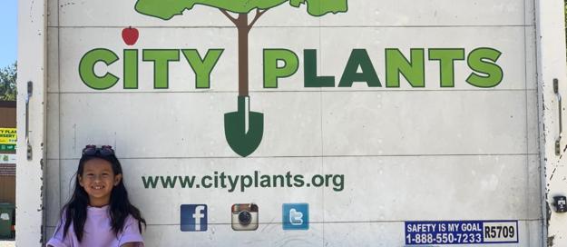 City Plants truck picture