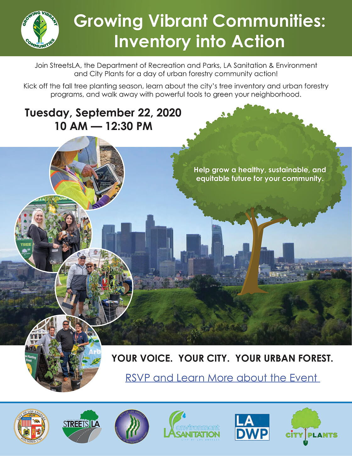 urban forestry meeting