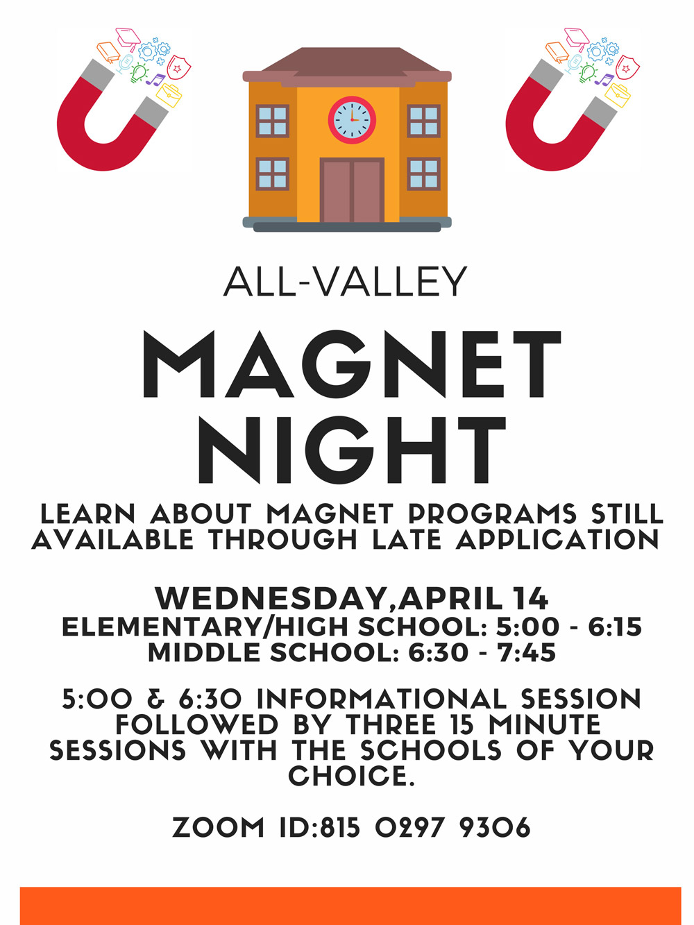 All Valley Magnet Night