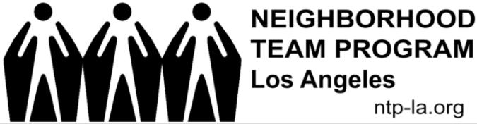 neighborhood team program