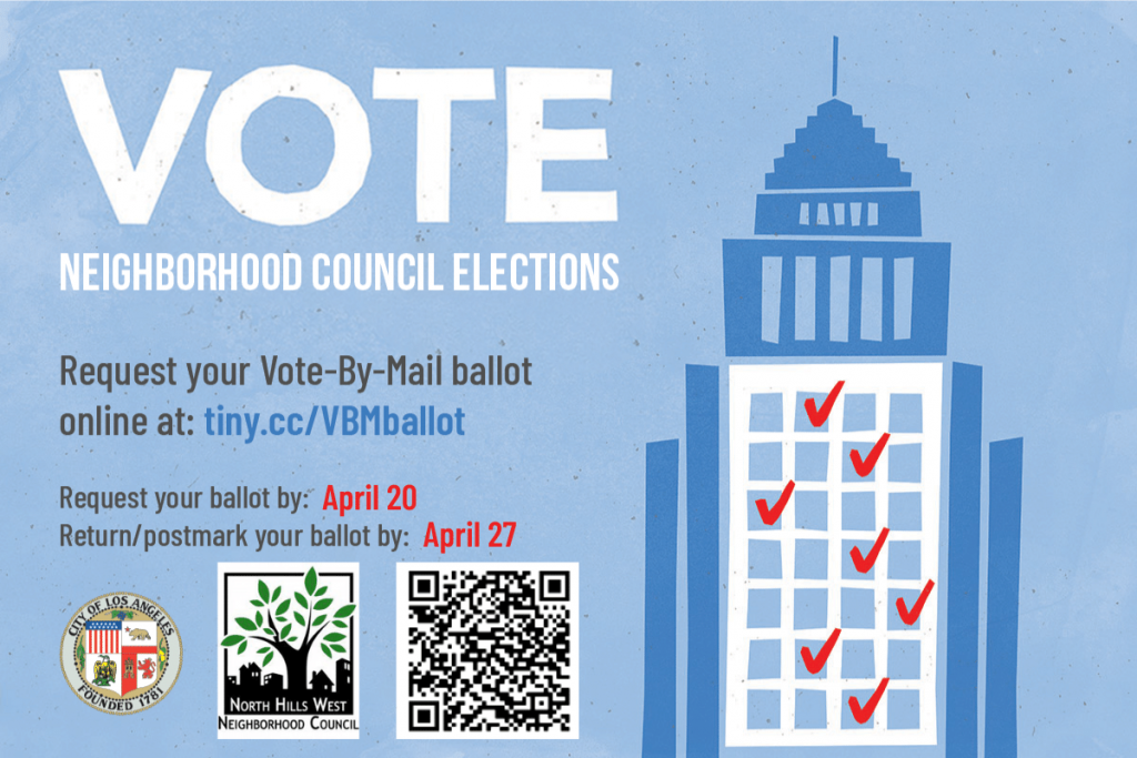 request your ballot