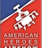 American Herros Air Show logo