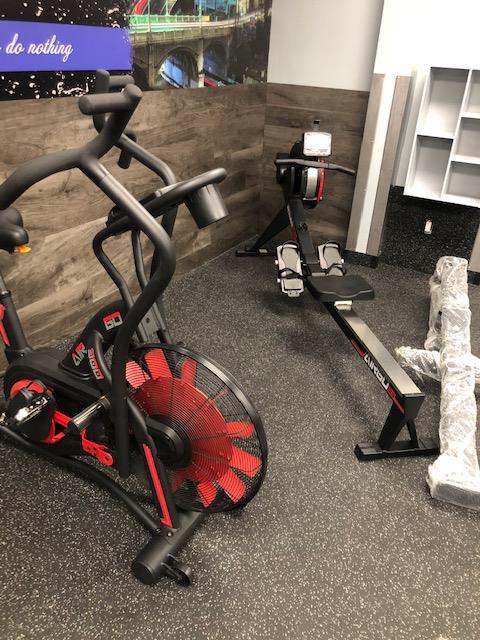 NHWNC Grant Helps Renovate LAPD Gym