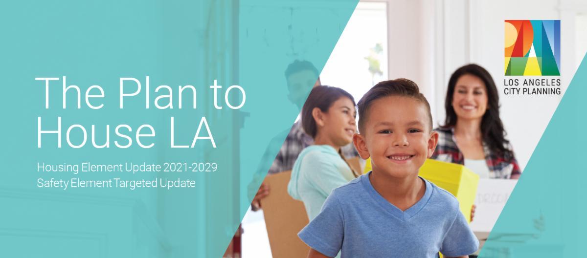 Plan to House LA Public Hearing